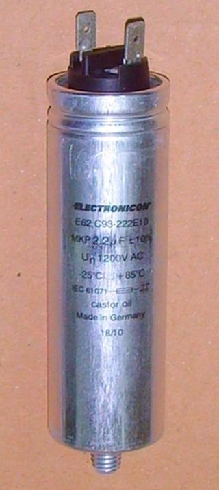 Конденсатор  E62.C93-222E10