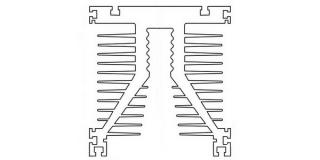 Радиатор типа RE