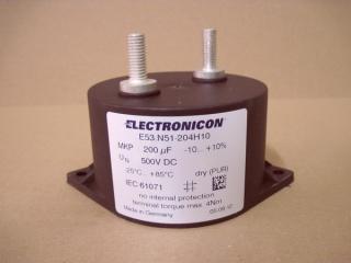 Конденсатор  E53.N51-204H10