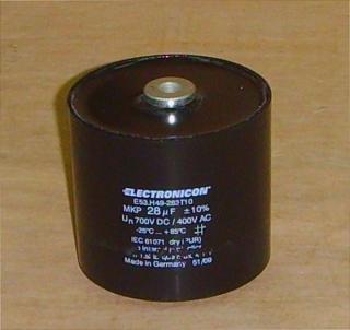 Конденсатор  E53.H49-283T10