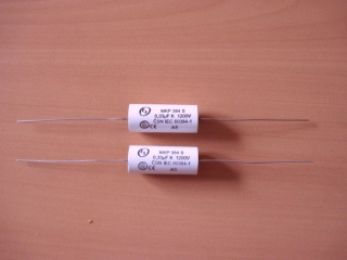МКР 384S 0,33мкф/1200VDC/400VAC