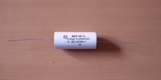МКР 387S 0,33мкф/2500VDC/900VAC